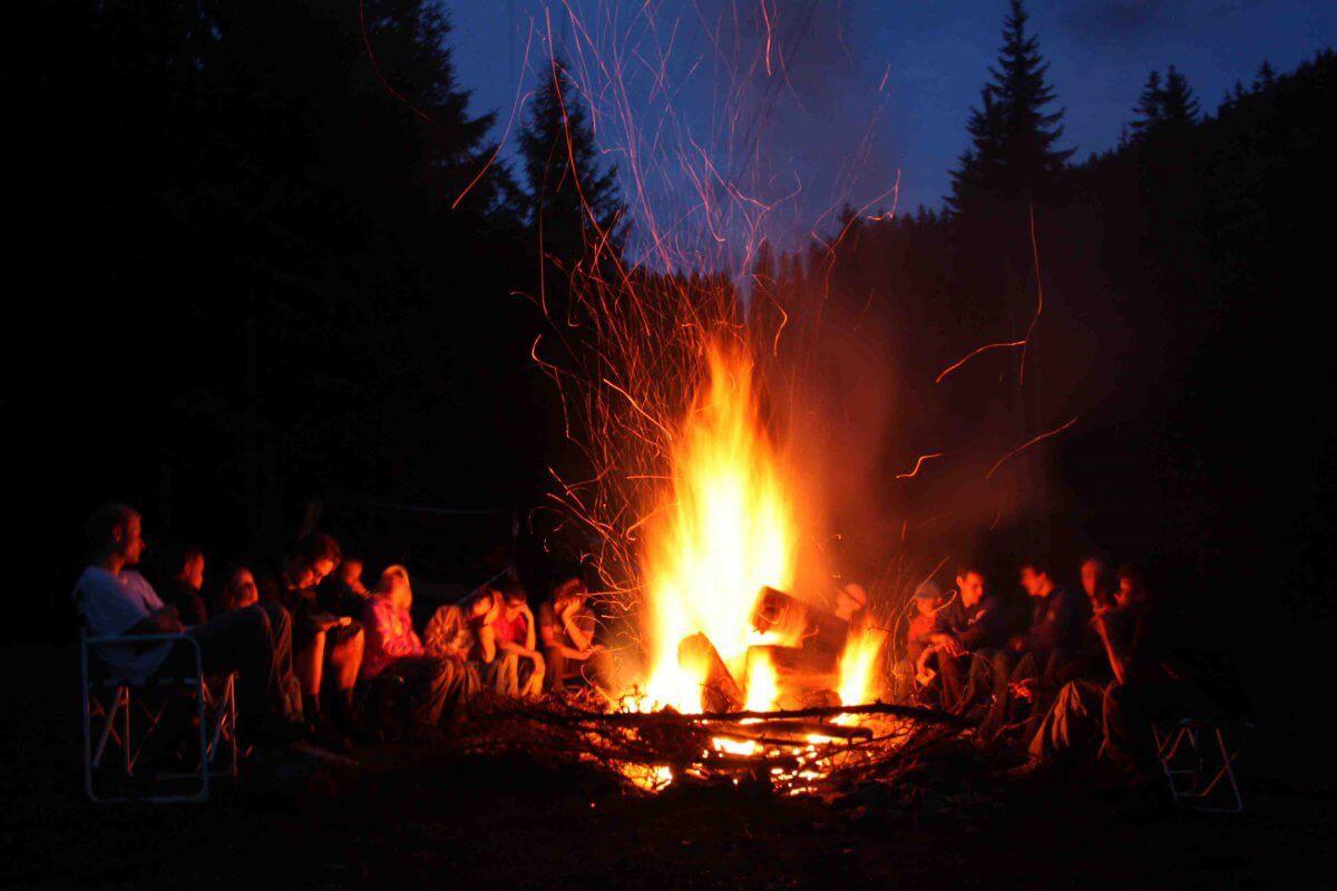 Zo lang de mens bestaat, is vuur zijn metgezel
