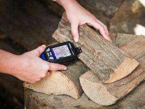 houtvocht meten