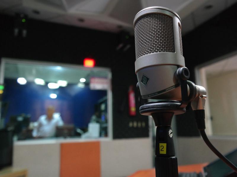 Pers: De Groene Stoker op NPO Radio 1 in debat met het Longfonds